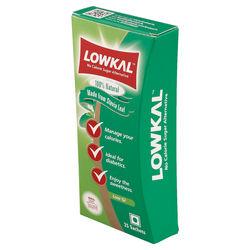 Lowkal Stevia 25's Sachets