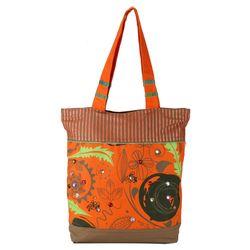 The Jute Shop Oh! Orange Bag