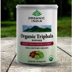 Organic India Triphala Powder, 100 gm