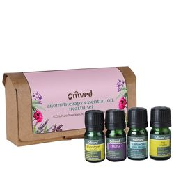 OMVED Aromatherapy Essential Health Set