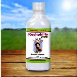 Herbal Hills Keshohills Ultra Oil, 500 ml