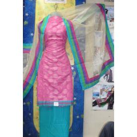 Mamta - 1130MT08WEOK - Banarasi Suit