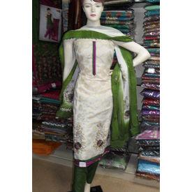 Mamta - 1122MT10WEOK - Banarasi Silk Suit
