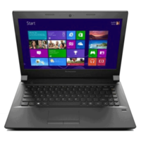 Lenovo B40-80 (80-LS001NIH) Laptop (i3-4005U/4 GB DDR/1 TB HDD/DOS),  black