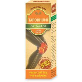 Tapobhumi Pain Relief Oil / Ayurvedic Herbal Pain Relief Oil- 100ml
