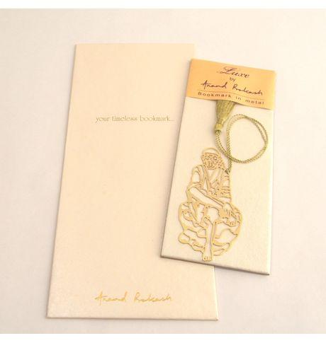 Anand Prakash Sai Baba Bookmark