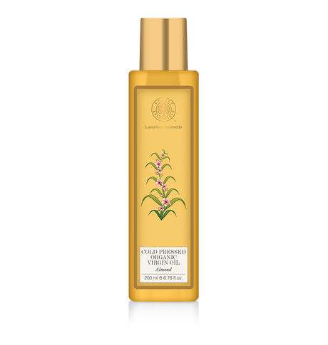 Forest Essentials Almond Virgin Oil