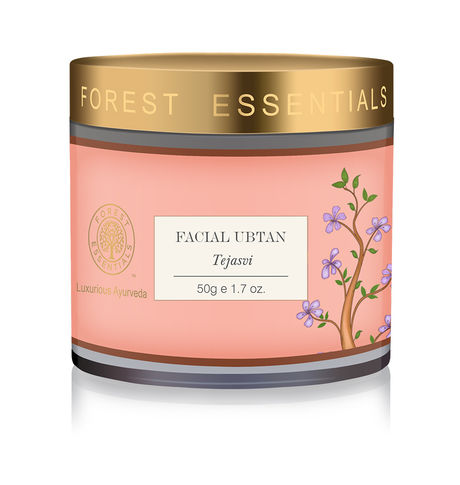 Forest Essentials Tejasvi Milk Facial Ubtan