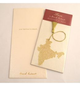 Anand Prakash India Map Bookmark