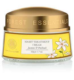 Forest Essentials Jasmine & Patchouli Cream