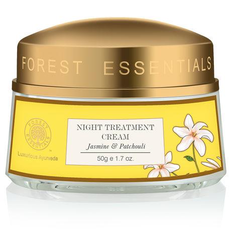Forest Essentials Jasmine & Patchouli Cream