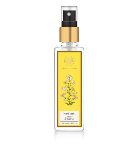 Forest Essentials Jasmine & Saffron Body Mist