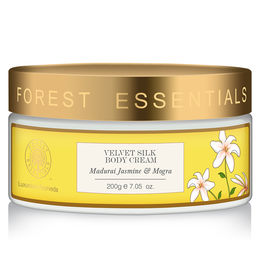 Forest Essentials Mogra Body Cream