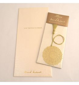 Anand Prakash Flower Motif Bookmark
