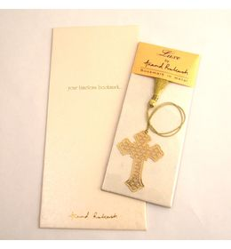 Anand Prakash Cross Bookmark