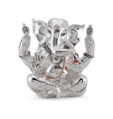 Shaze Glossy Ganesha Idol