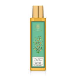 Forest Essentials Pepper Body Massage Oil