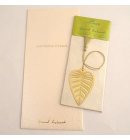 Anand Prakash Leaf Bookmark