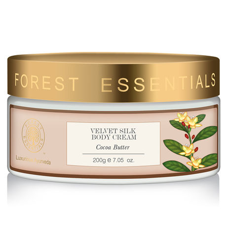 Forest Essentials Cocoa Butter Body Cream