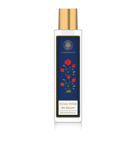 Forest Essentials Rosewater Facial Toner