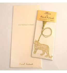Anand Prakash Tiger Bookmark
