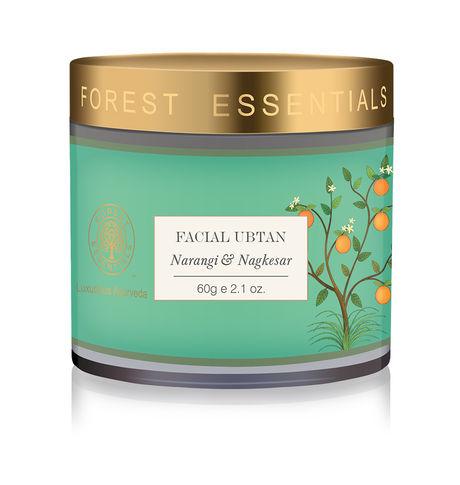 Forest Essentials Nagkesar Facial Ubtan