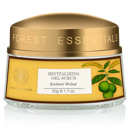 Forest Essentials Kashmiri Walnut Gel Scrub