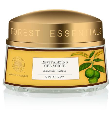 Forest Essentials Kashmiri Walnut Gel Scrub