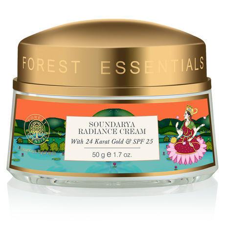Forest Essentials Soundarya Radiance Cream