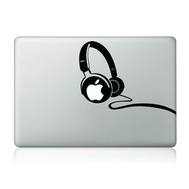 Clublaptop Apple Headphones MacBook Mac Sticker Skin Decal Vinyl for 11.6  13  15  17