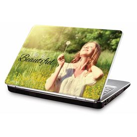 Clublaptop LSK CL 118: Life is Beautiful CLS118 Laptop Skin