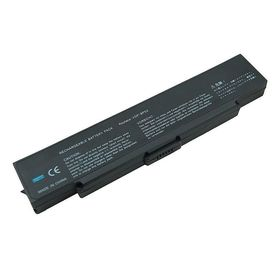 CL Laptop Battery for use with SONY VGN-AR11, VGN-C11C, VGN-C2S, VGN-FE11S, VGN-FJ10B, VGN-FS115B, VGN-FT31B, VGN-N11H/W, VGN-S26SP, VGN-SZ12C/B, VGN-Y18GP, VSIO VGN-FS Series