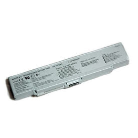 CL Laptop Battery for use with SONY VGN-AR500, VGN-AR600, VGN-AR700, VGN-CR110, VGN-NR110, VGN-SZ640 Series