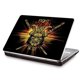 Clublaptop LSK CL 72: Fight To Own or Die Laptop Skin