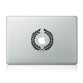 Clublaptop Olive Branch Around Logo MacBook Mac Sticker Skin Decal Vinyl for 11.6  13  15  17