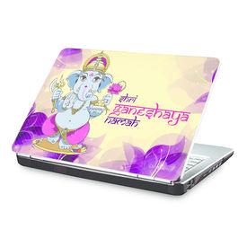 Clublaptop Shri Ganeshaya Namah -CLS 198 Laptop Skin(For 15.6  Laptops)