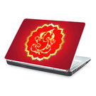 Clublaptop Ganesh Ji Abstract (CLS-232) Laptop Skin.