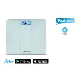 Equinox Qba Personal Weighing Scale-Digital EQ-EB-i99