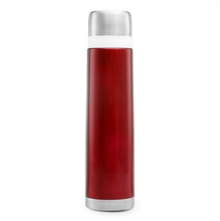 Bergner Stainless Steel 1000 ml Vacuum Flask - Maroon