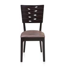 Fern Dining Chair, Erin Brown