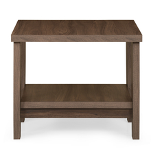 Jett Side Table - @home by Nilkamal, Venus Brown
