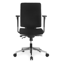 Nilkamal Charles Mid Back Office Chair,  black