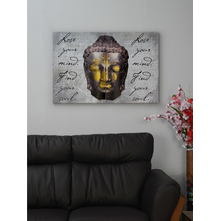 Buddha Face 40X60CM Set of 2 Picture Frame, Seagreen