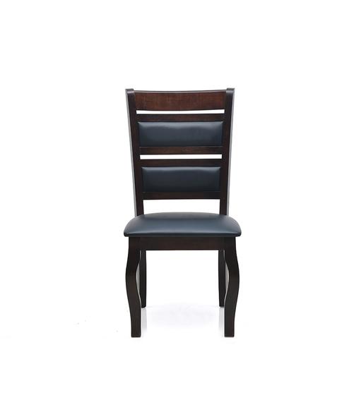 Larissa Dining Chair - @home Nilkamal,  coffee