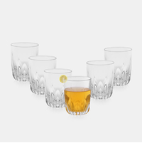 Mertro Tumbler Set of 6 pieces - @home by Nilkamal