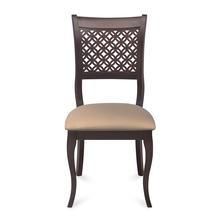 Richard Dining Chair, Dark Walnut