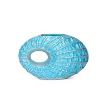 Awadh Small 35X11X12CM Vase, Seagreen