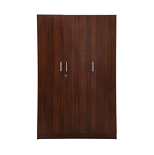 Nilkamal Reegan 3 Door Wardrobe Without Mirror