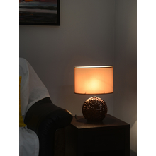 Nouveau Glitz 30X15X42CM Table Lamp, Copper