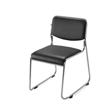 Contract Pvc Chair - @home Nilkamal,  black